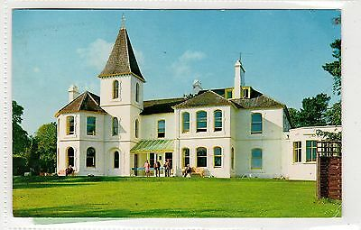BENNET HOUSE, HELEN'S BAY: Co Down Northern Ireland postcard (C29091)