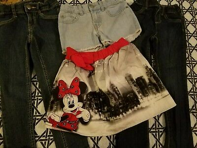 Girls Size 5 Lot of 4