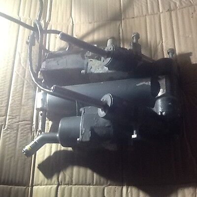 OUTBOARD Mercury Mariner 35hp thru 250hp 3-Ram Power Trim & Tilt Set-Up working