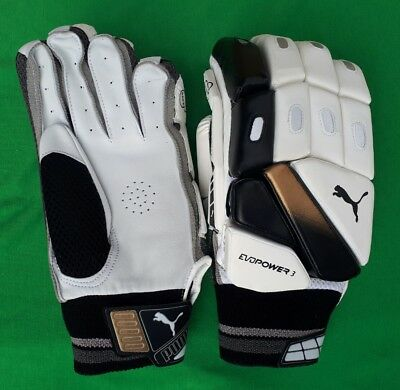 Puma Evopower 3Se Batting Gloves Mens Rh Black Edition