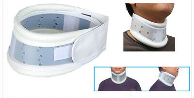 Cervical Collar Traction Neck Brace Support Strap Lightweight Adjustabl -Size L