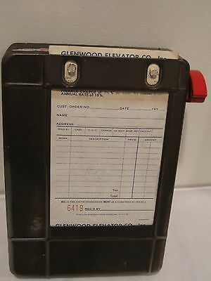 Vintage Allied Egry Receipt Machine  -  Elite Handipak Model, Working Condition