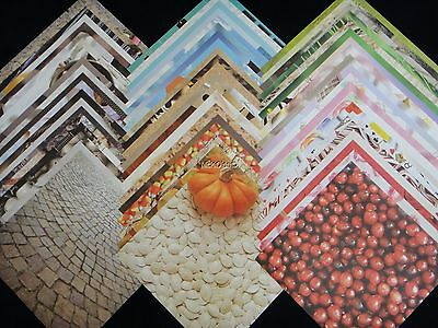 12x12 Scrapbook Paper 60 Everyday Snapshots Photo Stack Wholesale Recollections