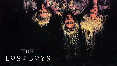 "003 The Lost Boys - Vampire Thriller USA Movie 24""x14"" Poster"