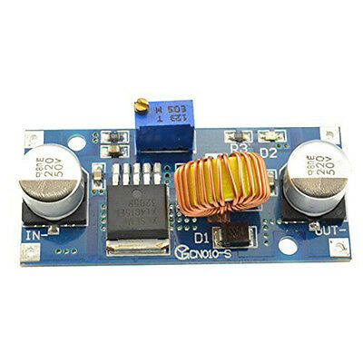 Max 5A XL4015 DC-DC Step Down Adjustable Power Supply Module LED Lithium Charger