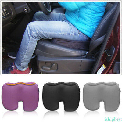Seat Support Wedge. Adult Height Foam Booster Cushion, Car & Office Chair