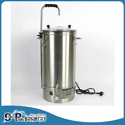 Keg King - ROBOBREW WITH PUMP, 35L ALL-IN-ONE All Grain Brewing System