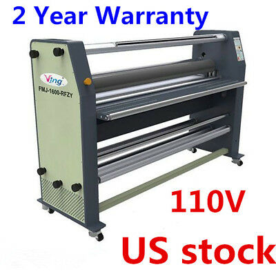 "US Stock-Ving 63"" New Type Full - auto Wide Format Hot / Cold Laminator"