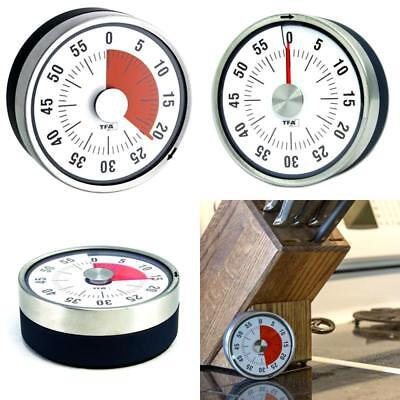 TFA Puck Kitchen Timer, Brown