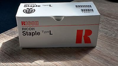 Ricoh Staple Type L With Holder 2000 Staples Edp 411240 Csc860A Includes Vat