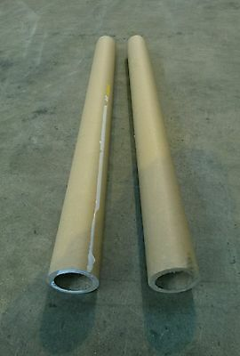 Thick Heavy duty Cardboard Tube 1.5 cm Thick Walls 1.26 m long (collection only)