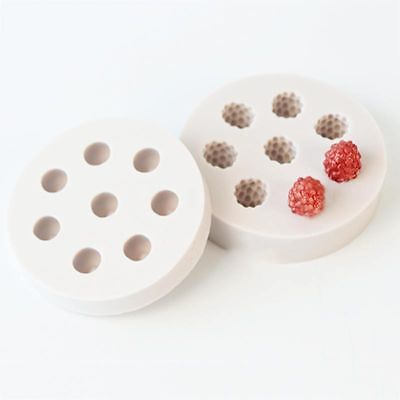 3D Blueberry Mulberry Cake Mold Silicone Creative DIY Kitchen Baking Tool Mould