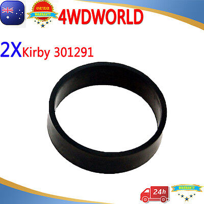 2X Motor Rubber Belt Drive for All Kirby Upright Vacuum Cleaner 301391 G3 G4 512