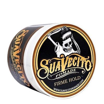 Suavecito FIRM Strong Hold Hair Pomade Mens Barber Gel Firme