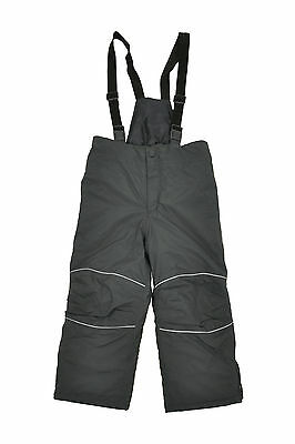 Children Kids Boys Ski/Snow Wear Pants in Black Water/Wind proof Size 2-10