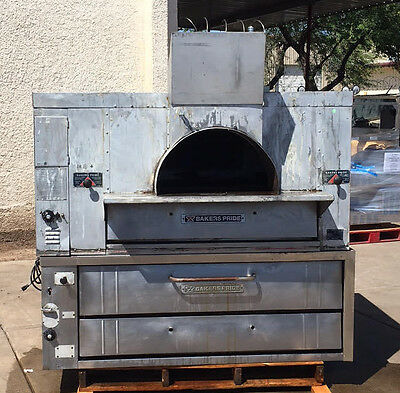 Bakers Pride 451 FC-516 Doublestack Pizza Ovens- Refurbished - Call for Warranty