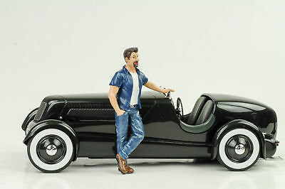 Hanging Out Mark Figurines Figure 1:18 AMERICAN DIORAMA - No Car