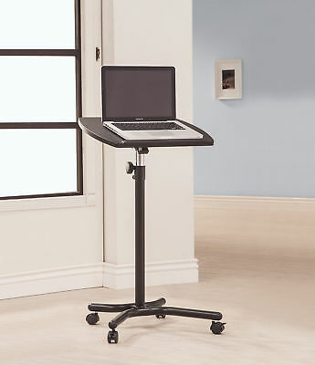 Coaster Laptop Stand In Black Finish 800483