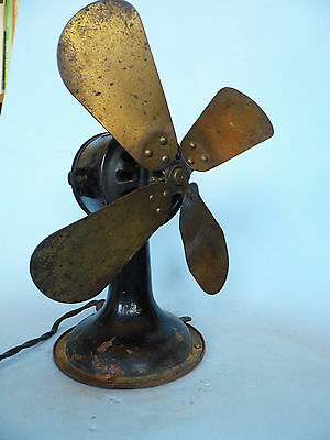 Peter Behrens  Table Fan AEG industrial