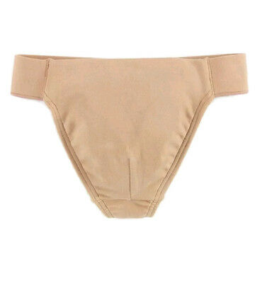 INTERMEZZO MEN'S Ballet Dance Belt Thong Support Underwear Pants Briefs Nude