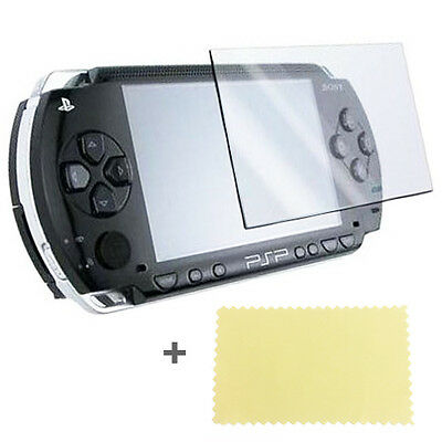 Clear Screen Protector Film for Sony PSP 1000 2000 3000 LCD Cover Film Saver NEW