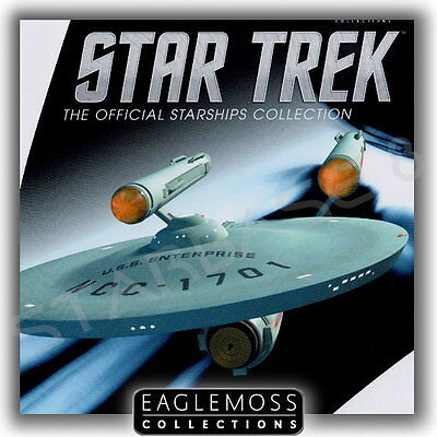 Star Trek Eaglemoss 1701 Special Edition Raumschiffsammlung Starship Collection