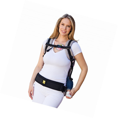 Lillebaby Baby Carrier Tummy Pad Black Large 20 49 Picclick