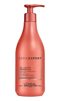 Loreal Inforcer Anti-Haarbruch Shampoo, 500 ml
