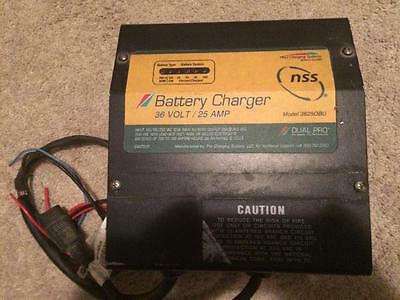 Battery, Charger, 36 volt, 25 amp, Pro Charging , Golf Cart, Forklift Ect, 2