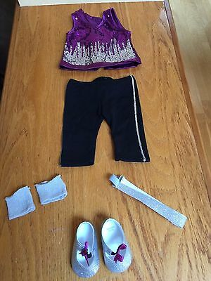 American Girl Gabriela's Sparkling Sequins Outfit New In Box Free Shipping NIB