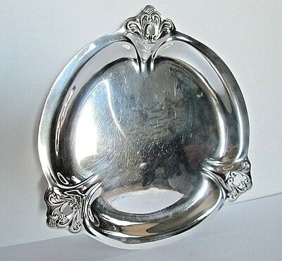 International ROYAL DANISH Sterling Silver Platter Tray