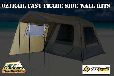 Oztrail Fast Frame Side Wall Kits to suite 240/300/420 Models