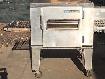 Pizza Oven - Lincoln 1450 Natural Gas - Thoroughly Serviced - Call for Warranty