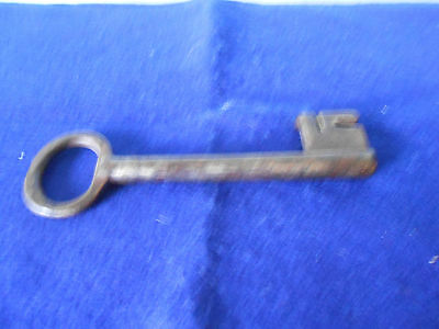 Antique French 18th C. Large Church/Castle Key