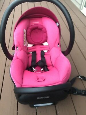 Maxi-Cosi Mico Max 30 Infant Car Seat- pink berry.