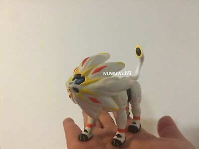 2017 McDonald's Pokemon Sun and Moon Solgaleo Happy Meal Toy Figure New & Sealed