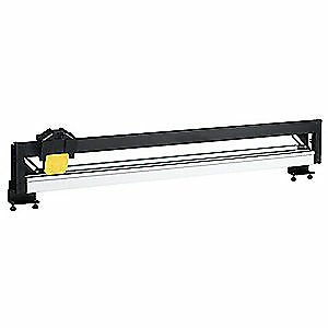 GRAINGER APPROVED Steel Cutter, Table Mount, 59Inch, 5NWA2