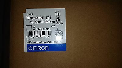 Omron R88D-K20030H-ECT (Post To United Kingdom Only)