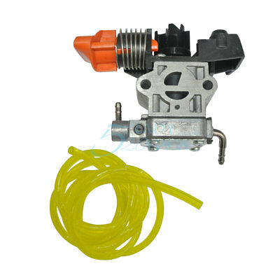 String Trimmer Carburetor With Fuel Line Fit ZAMA RC2 S243 STIHL Replace