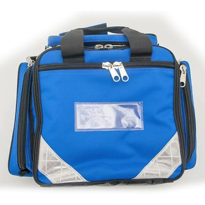 Front-Line Compact Medic Bag with Defib Pouch - Blue - RRP £164.99
