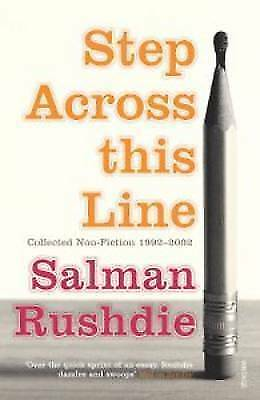 Step Across This Line, Rushdie, Salman, New Book