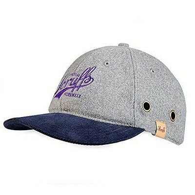 Scruffs Bump Cap Safety Baseball Styled Hard Hat Helmet Grey