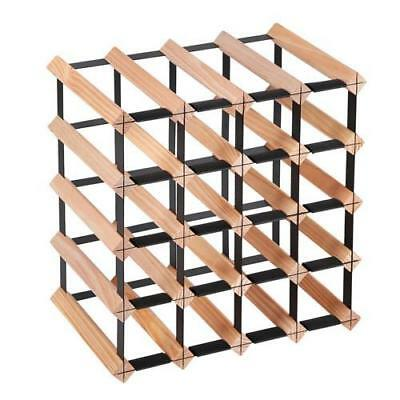 Timber Wine Rack 20 Bottles