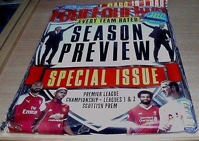 442 Four Four Two magazine SEP 2017 Season Preview Special Issue, Every Team &