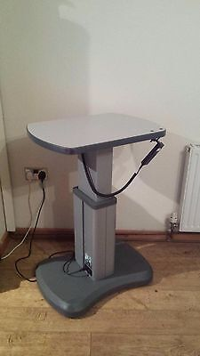 F.I.S.O Hercules Electrical Height Adjustable Ophthalmic Table