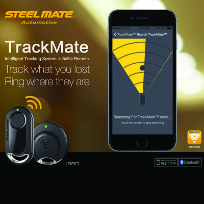 Anti-lost Bluetooth Track Mate i880 Car Alarm GPS Tracker System for Phone Apple