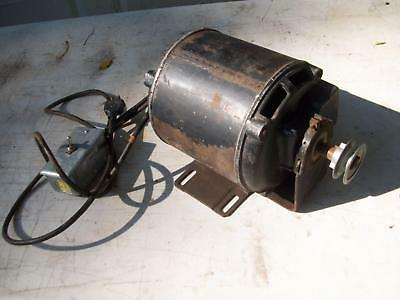 Wagner Electric Corp.1/4 Hp-Electric Motor-11O /220 Volts-1725 Rpm-4.2/2.1 Amp