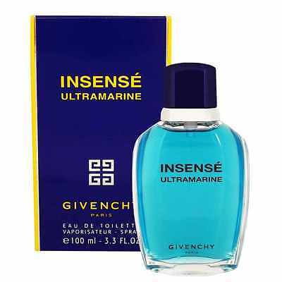 2c01aa0ced GIVENCHY INSENSE ULTRAMARINE 100ml EDT Spray - BRAND NEW BOXED ...