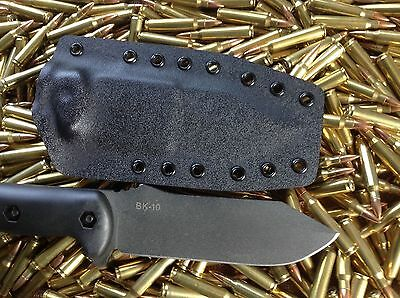 BECKER KNIVES BK10 Custom Kydex Sheath(blk)