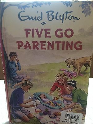Enid Blyton Five Go Parenting For Adults